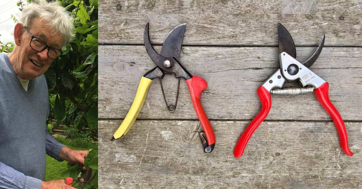 garden tools customised with   Sugru