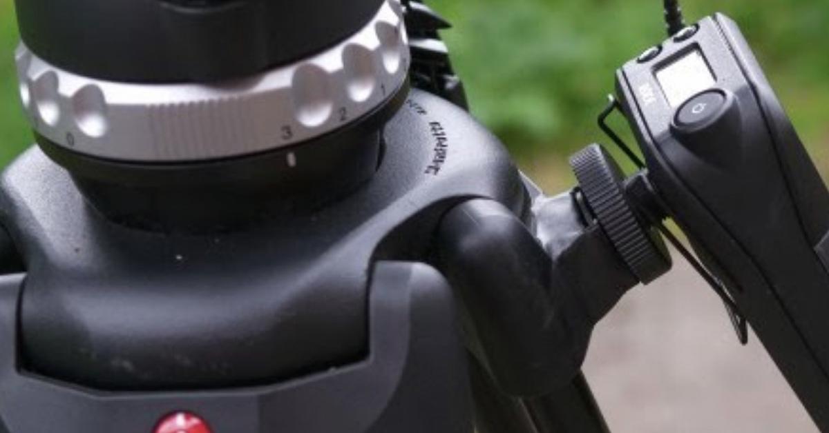 Camera gear mounted with Sugru
