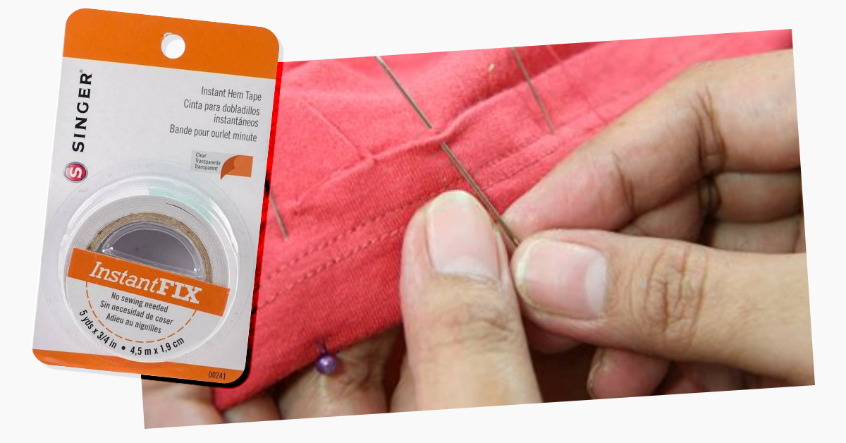 hem tape for clothes