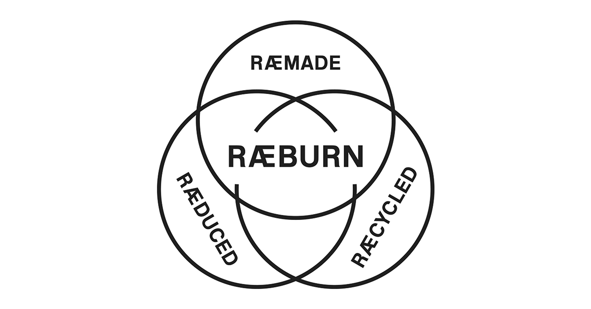 ræburn: remade, reduced and recycled
