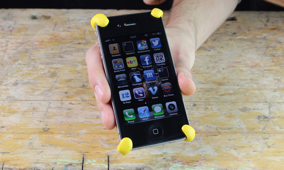 sugru phone bumpers